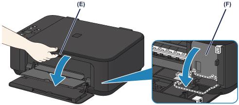 インクジェットプリンター Fineカートリッジを交換する Pixus Mg3530