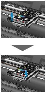 インクジェットプリンター エラーランプが点滅している Pixus Ip110